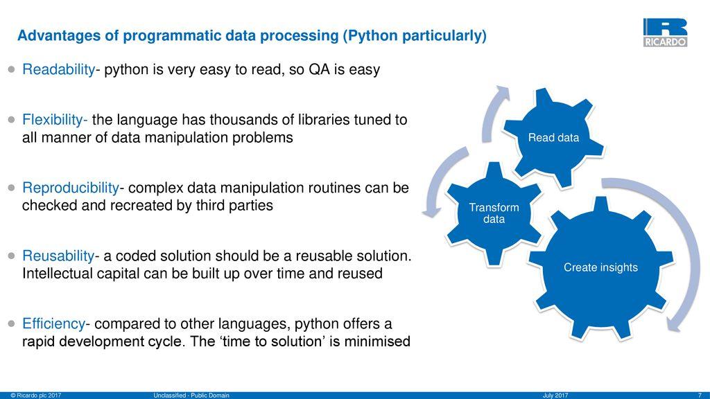 Python as a data science platform for air quality studies
