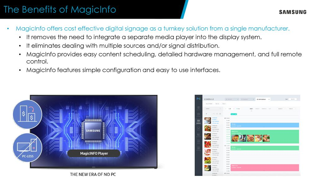 Introducing MagicInfo Lite - ppt download
