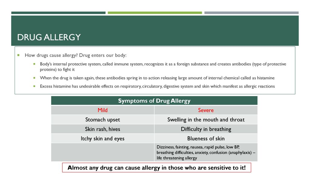 What are side/adverse effects of medicines? - ppt download