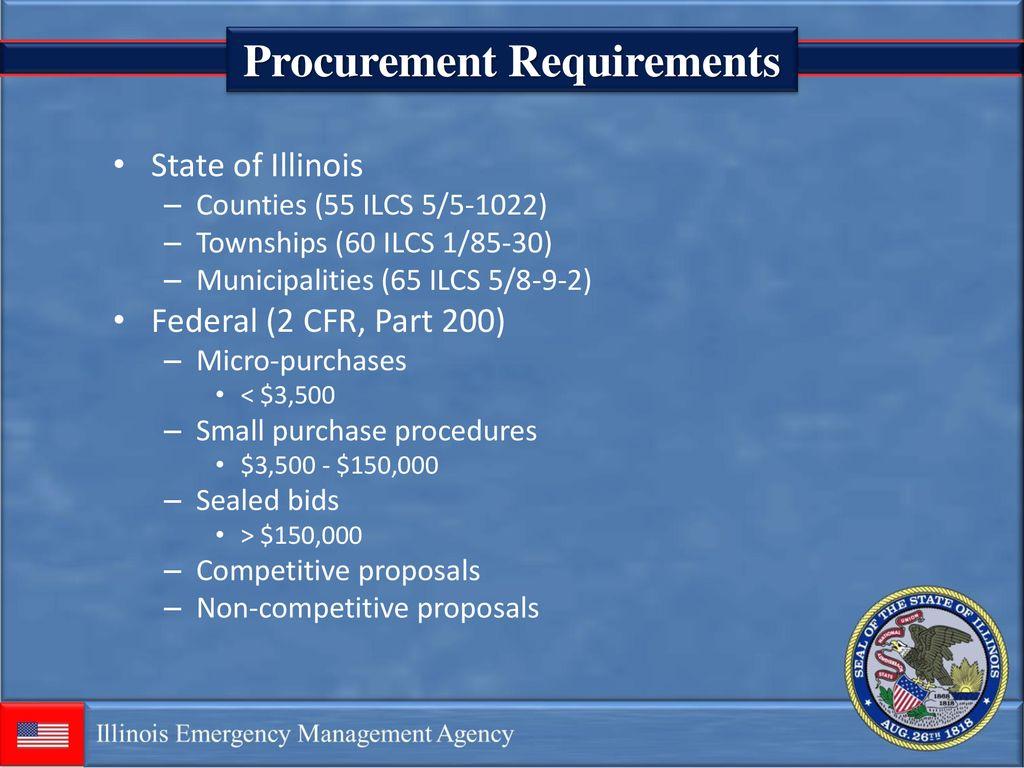 Illinois Emergency Management Agency