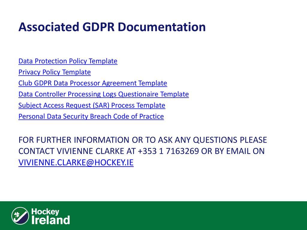 General Data Protection Regulations Gdpr Ppt Download