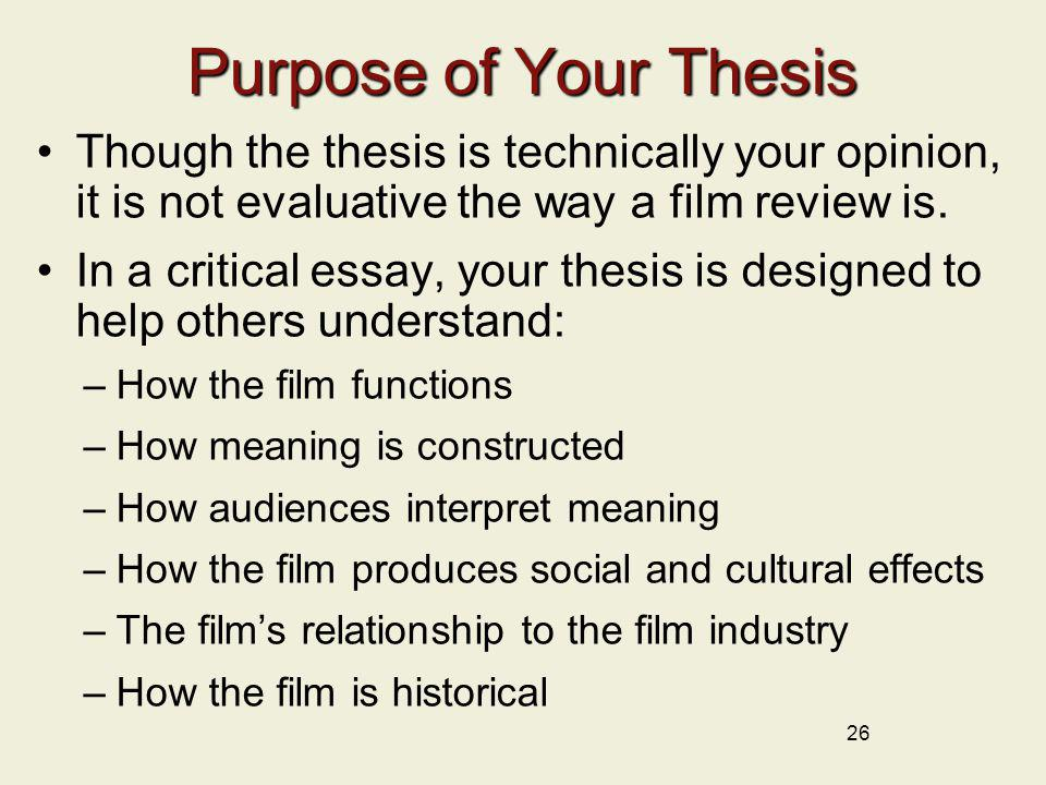 Good Science Essay Topics Critical Review Essay Thesis Help Thesis Essay Topics also Business Essay Examples Critical Review Essay Thesis Help   Critical Analysis Paper Topics Example Of A Thesis Statement For An Essay