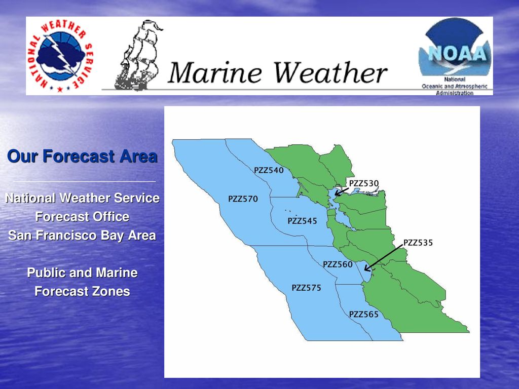 Forecasting Marine Weather - ppt download
