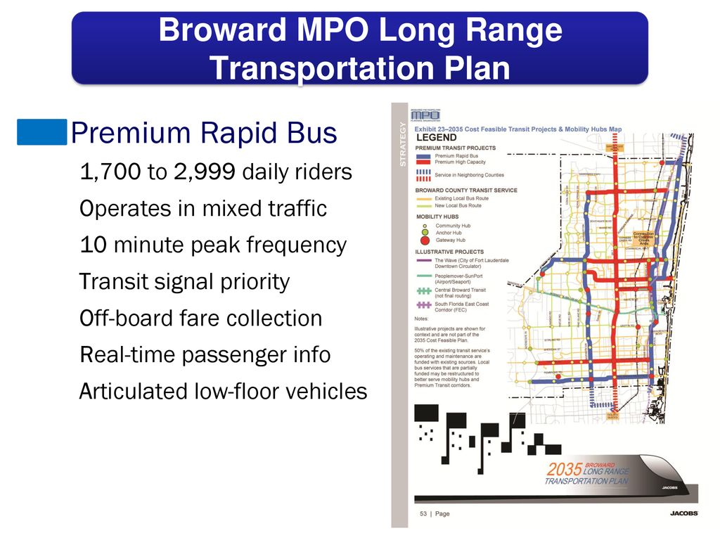Bus Rapid Transit Applications Phase Ii Report Ppt Download