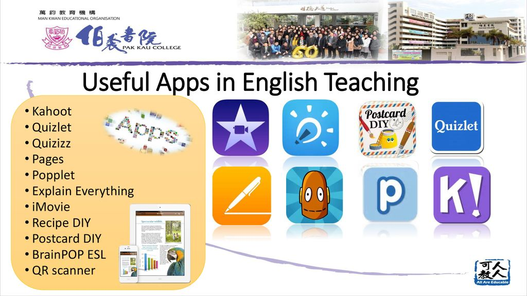 E-learning and game-based learning Experience sharing: - ppt download