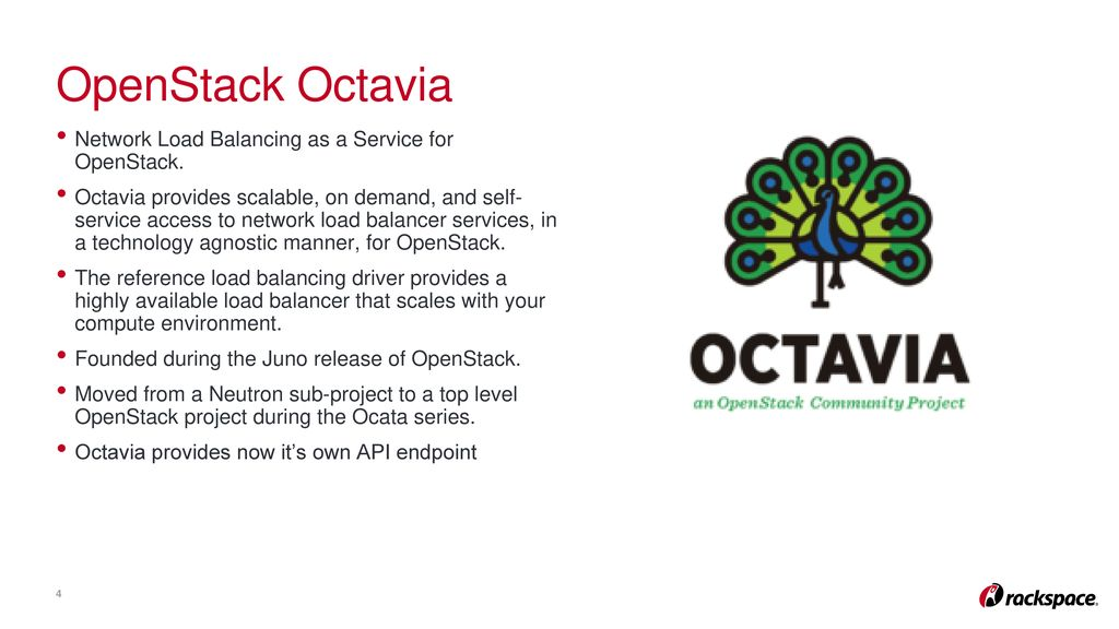OpenStack Octavia, Kubernetes, and Terraform - ppt download