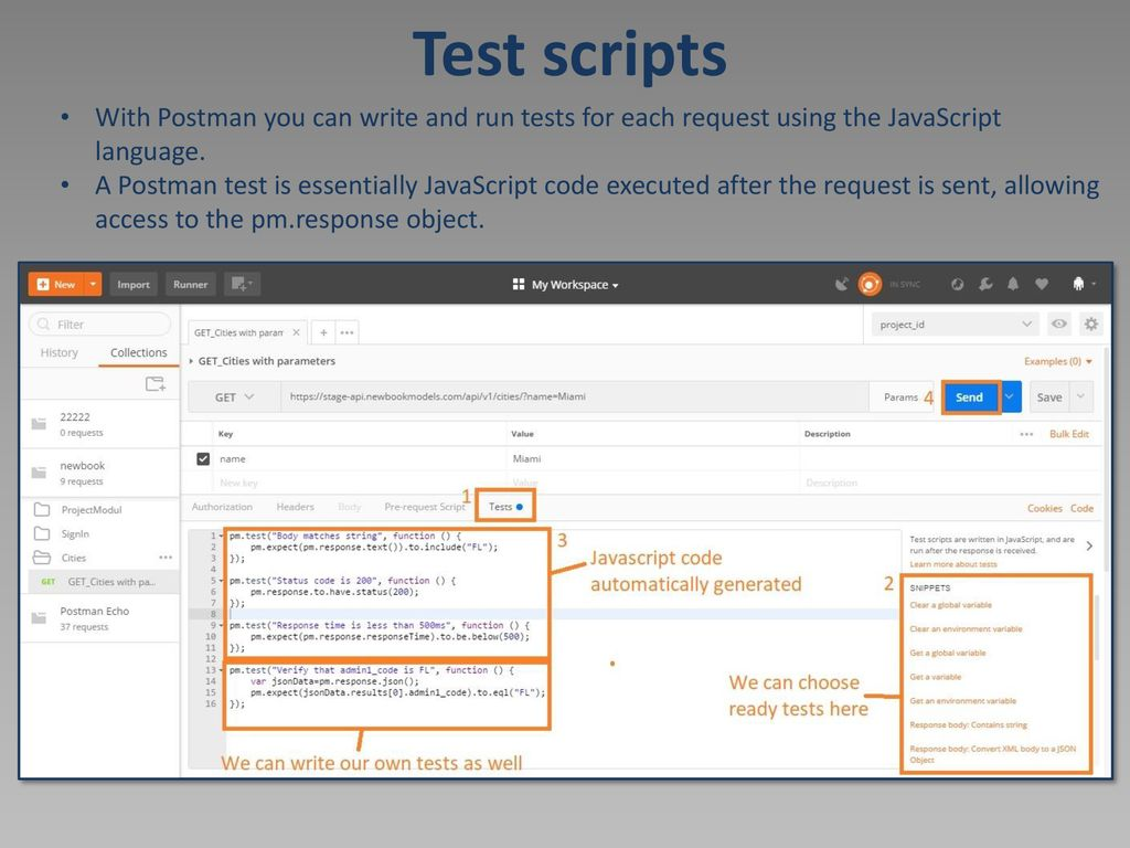 Testing REST IPA using POSTMAN - ppt download