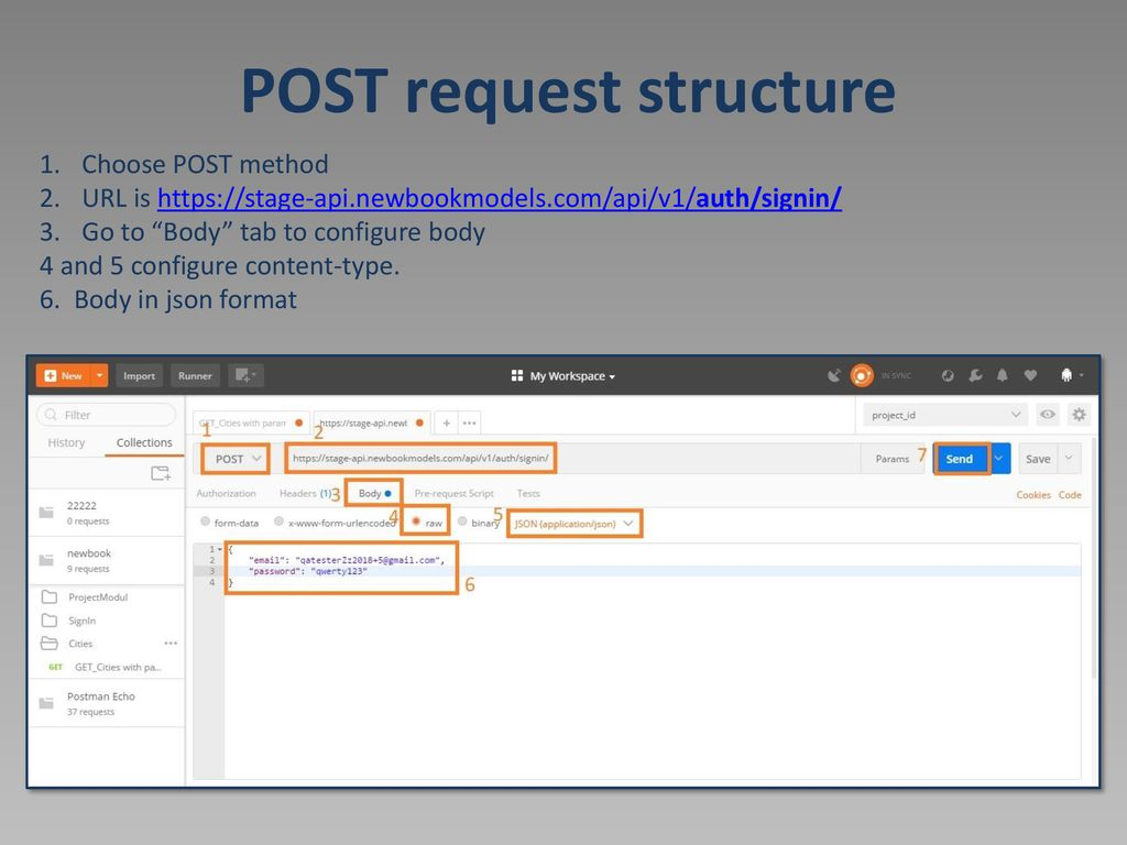 Testing REST IPA using POSTMAN - ppt download