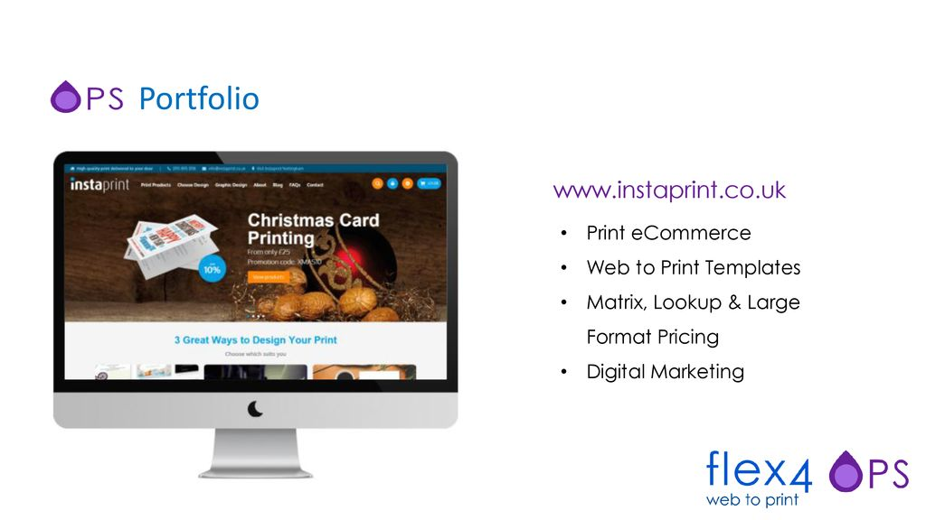 The Online Print Solution - ppt download
