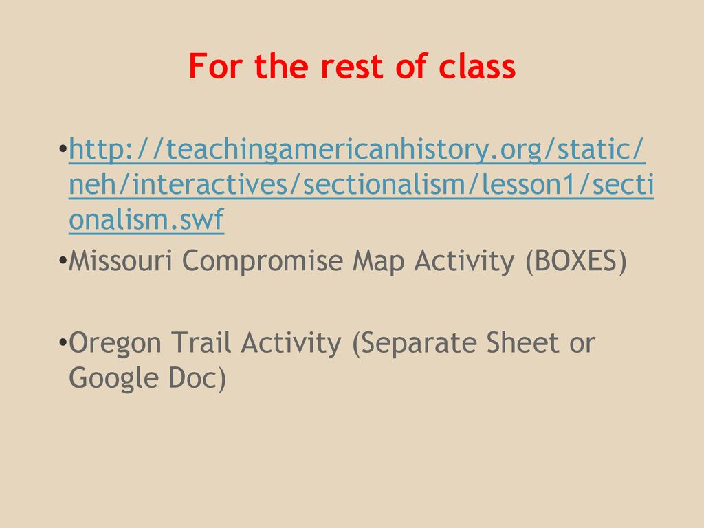 Goal 5 Lecture Notes. Goal 5 Lecture Notes Objectives 5.01 ...