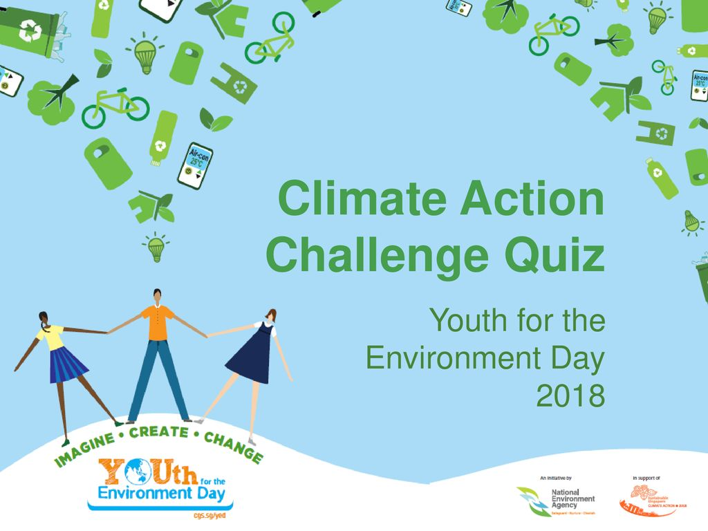 Climate Action Challenge Quiz - ppt download