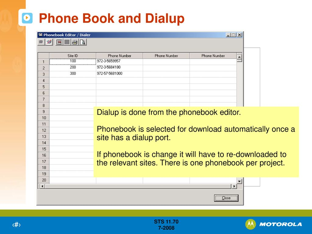 motorola phonebook manager download