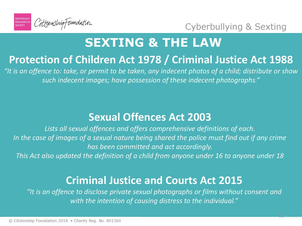 criminal justice act 2003 definition