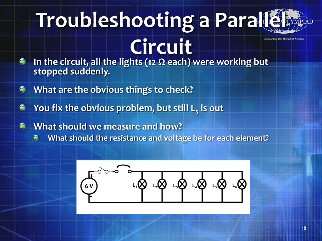 Circuit Lab Practice 11specialty Devices Dependent Sources This Just A Redrawn Version Of The Original Troubleshooting Parallel