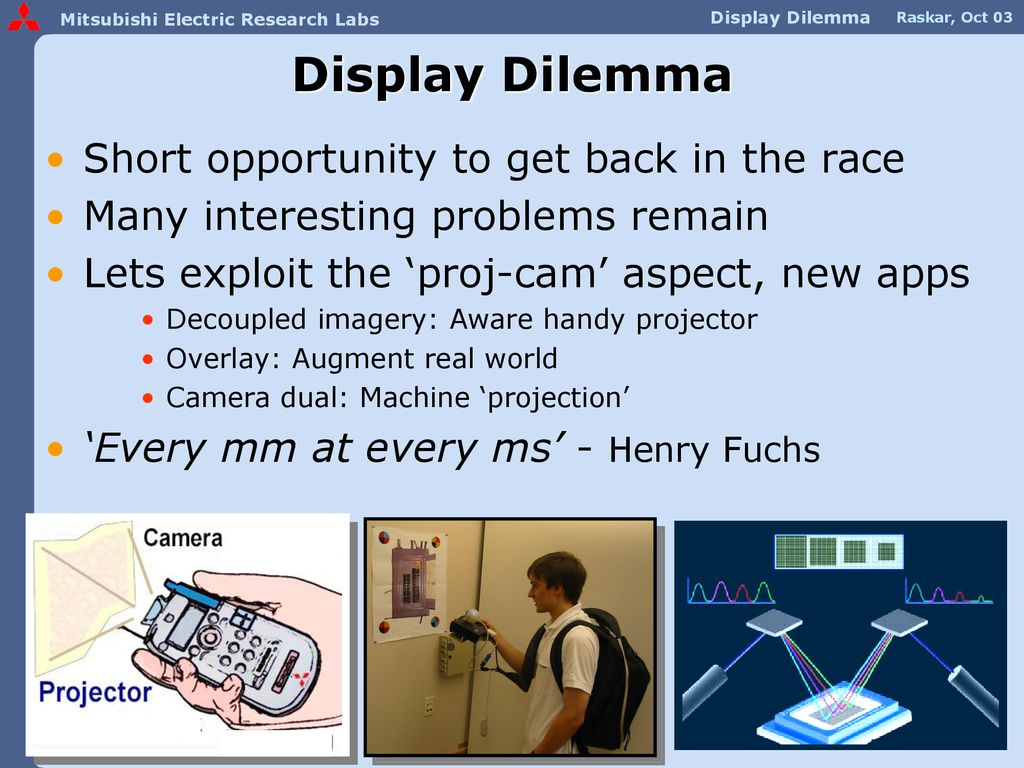 The Large Display Dilemma - ppt download