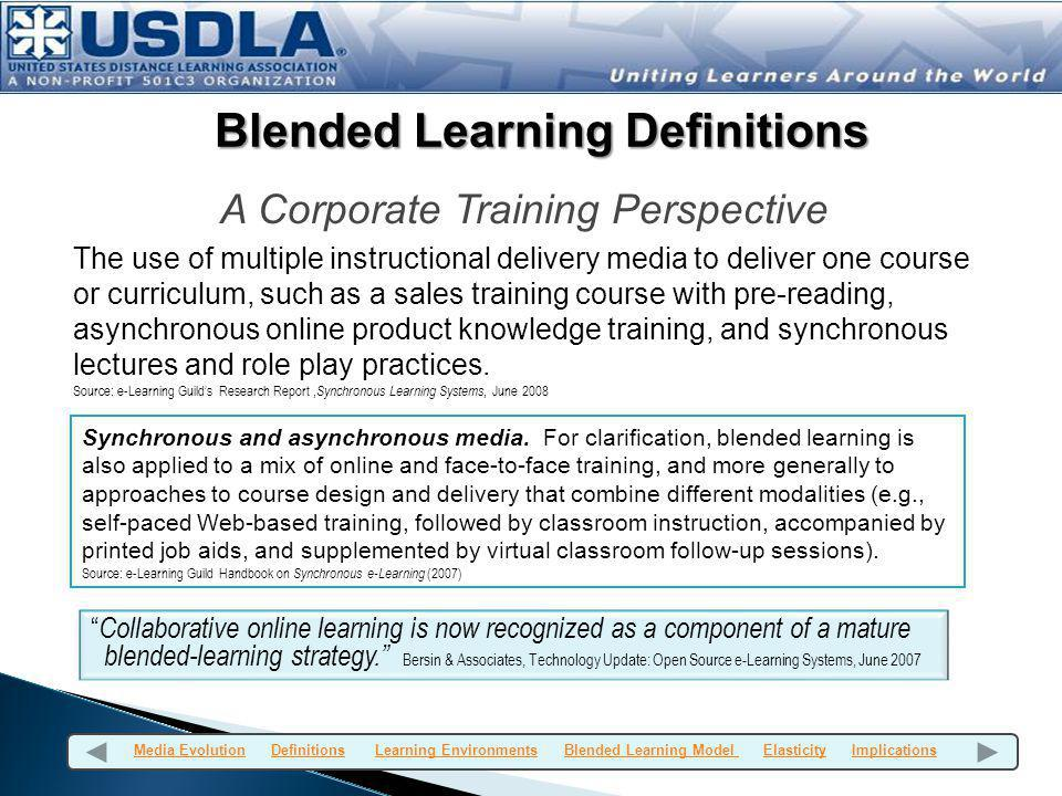 Introduction To Blended Learning Ppt Download