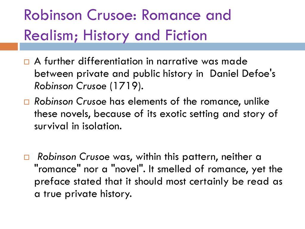 history of romance