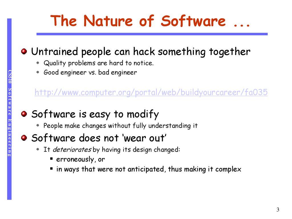 Software Engineering Cs 510 09 Xiangyu Zhang Ppt Download