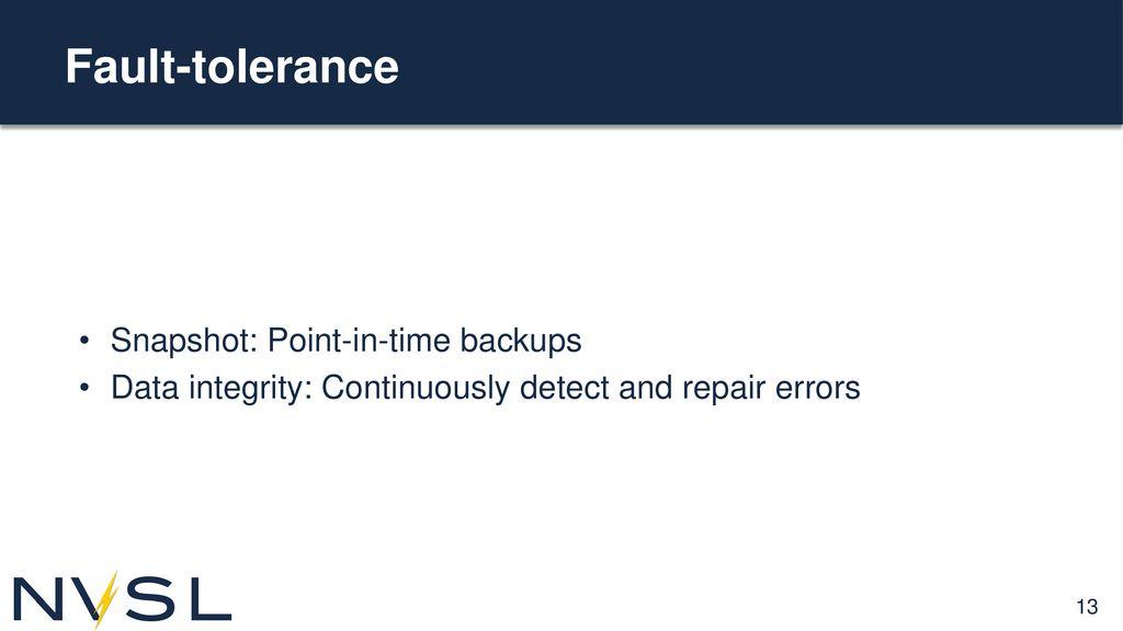 NOVA: A High-Performance, Fault-Tolerant File System for Non