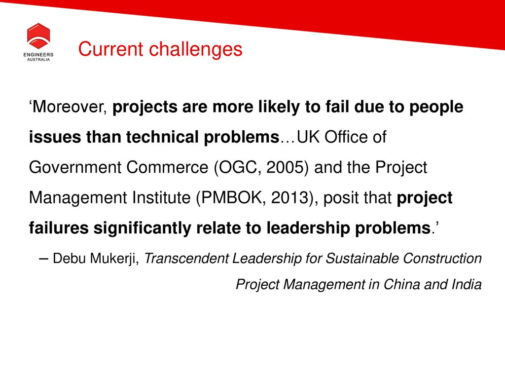Engineers as Leaders Project Controls Conference - ppt download