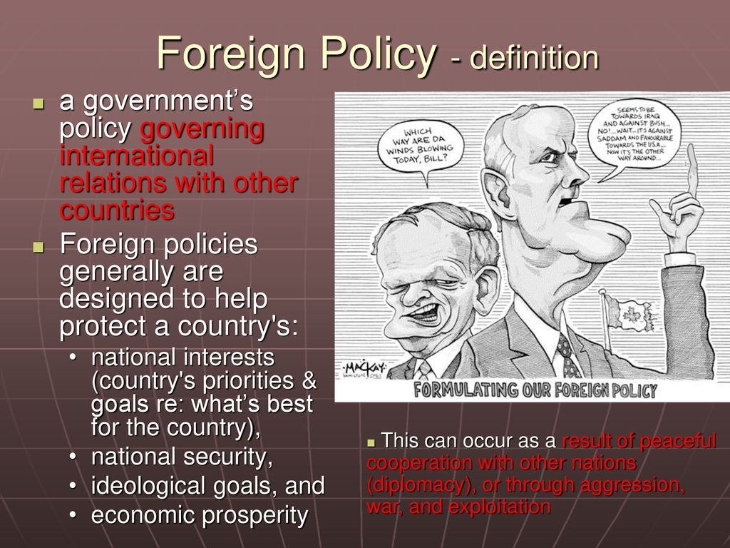cold war - indirect conflicts & canadian foreign policy - ppt download