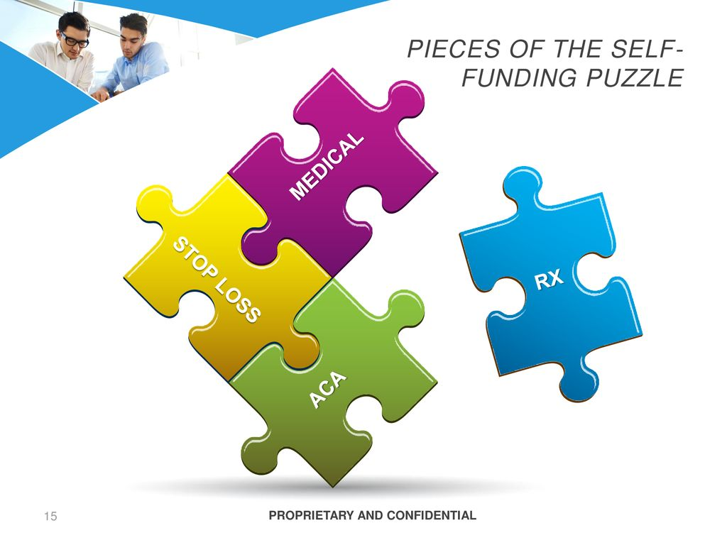 Pieces of the Self-Funding Puzzle