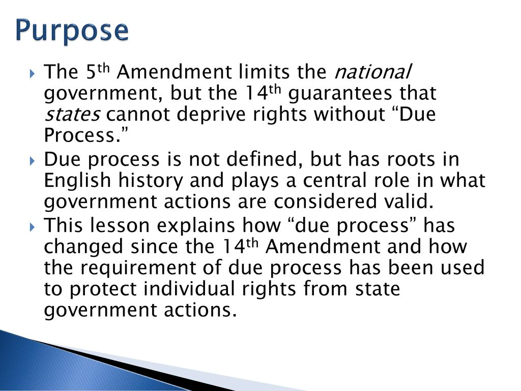 constitutional change - ppt download