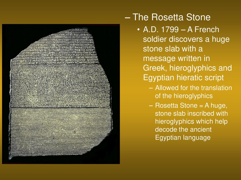 History of Ancient Egypt - ppt download