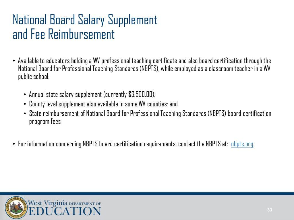 Initial Teacher Certification Webinar Ppt Download