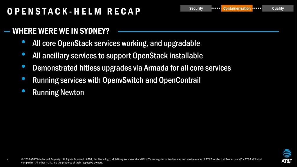ENTER THE TITLE OF YOUR OPENSTACK - ppt download