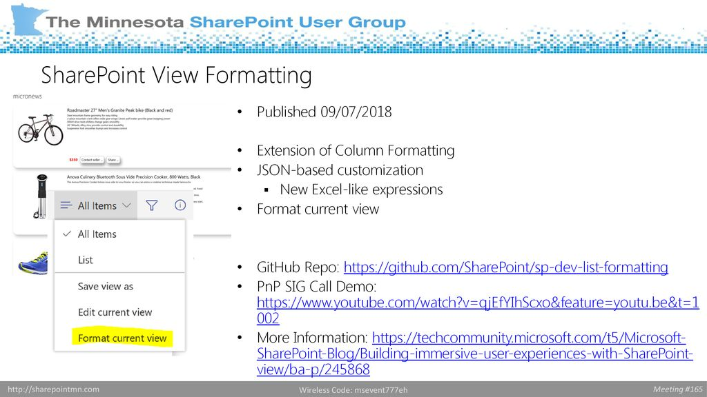 The road from Classic to Modern SharePoint - ppt download