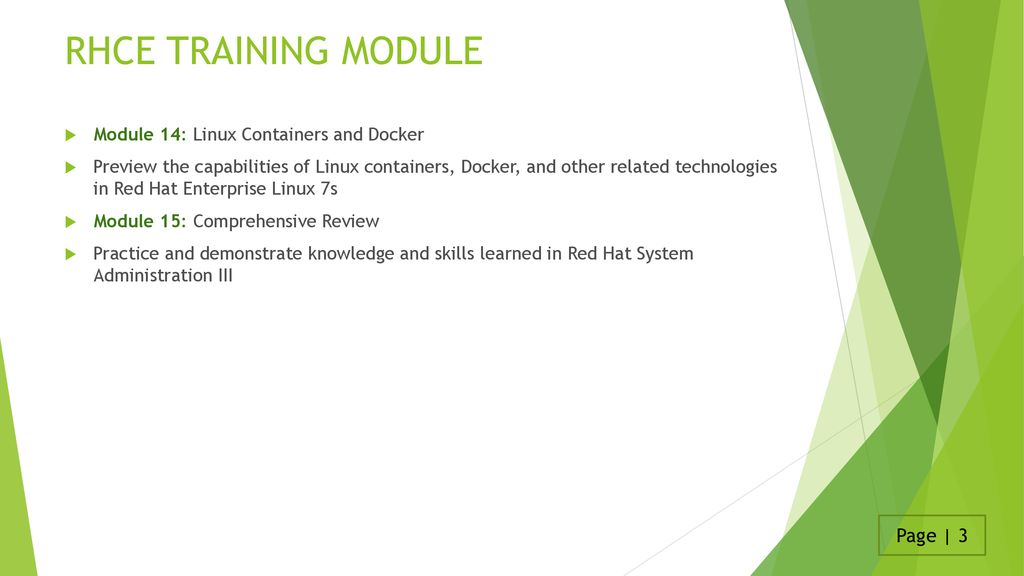 REDHAT LINUX Training Syllabus - ppt download