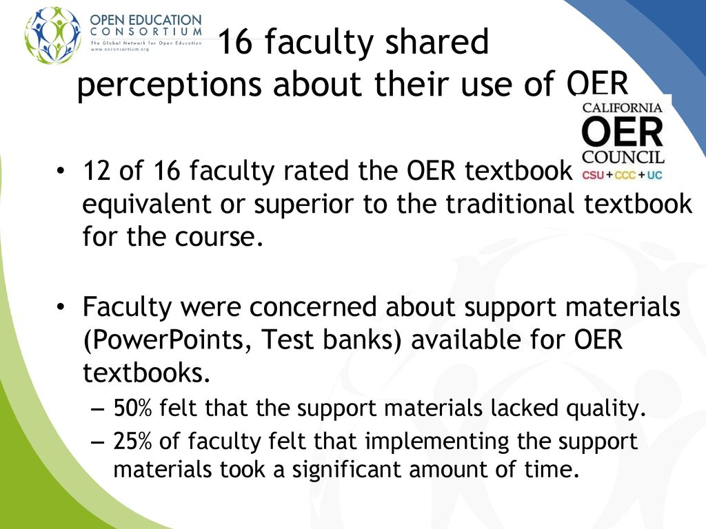 Exploring Open Educational Resources (OER) - ppt download