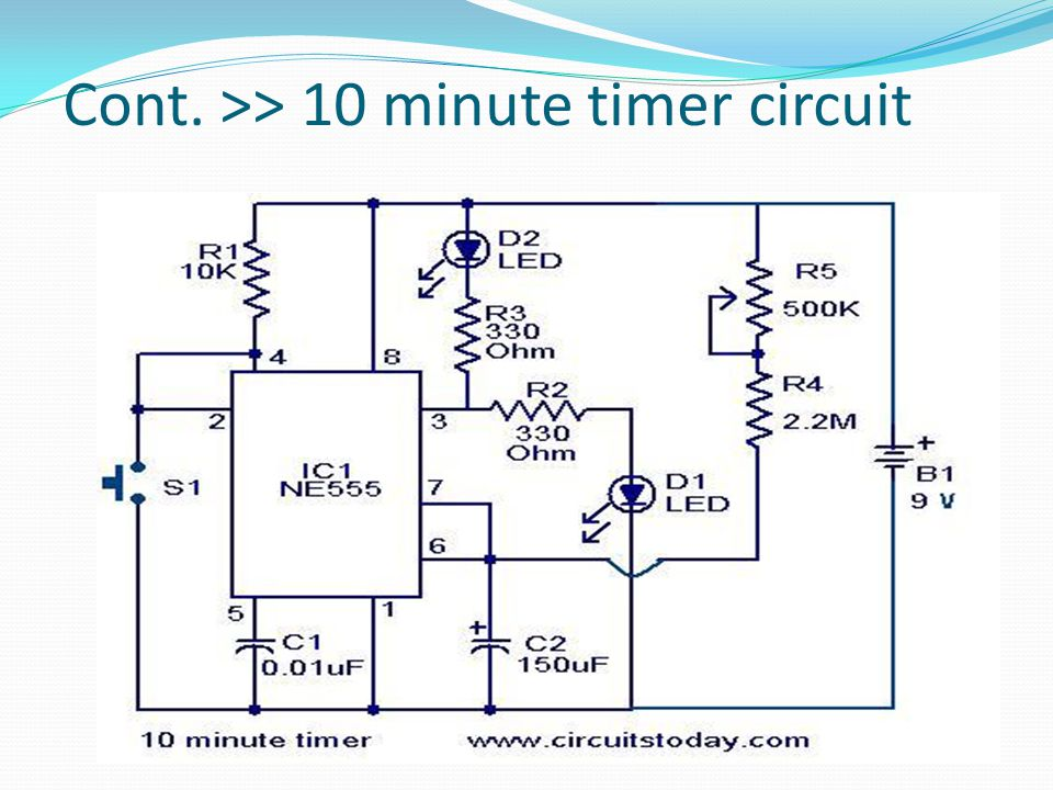 measurment project seven segment counter display circuit ppt video