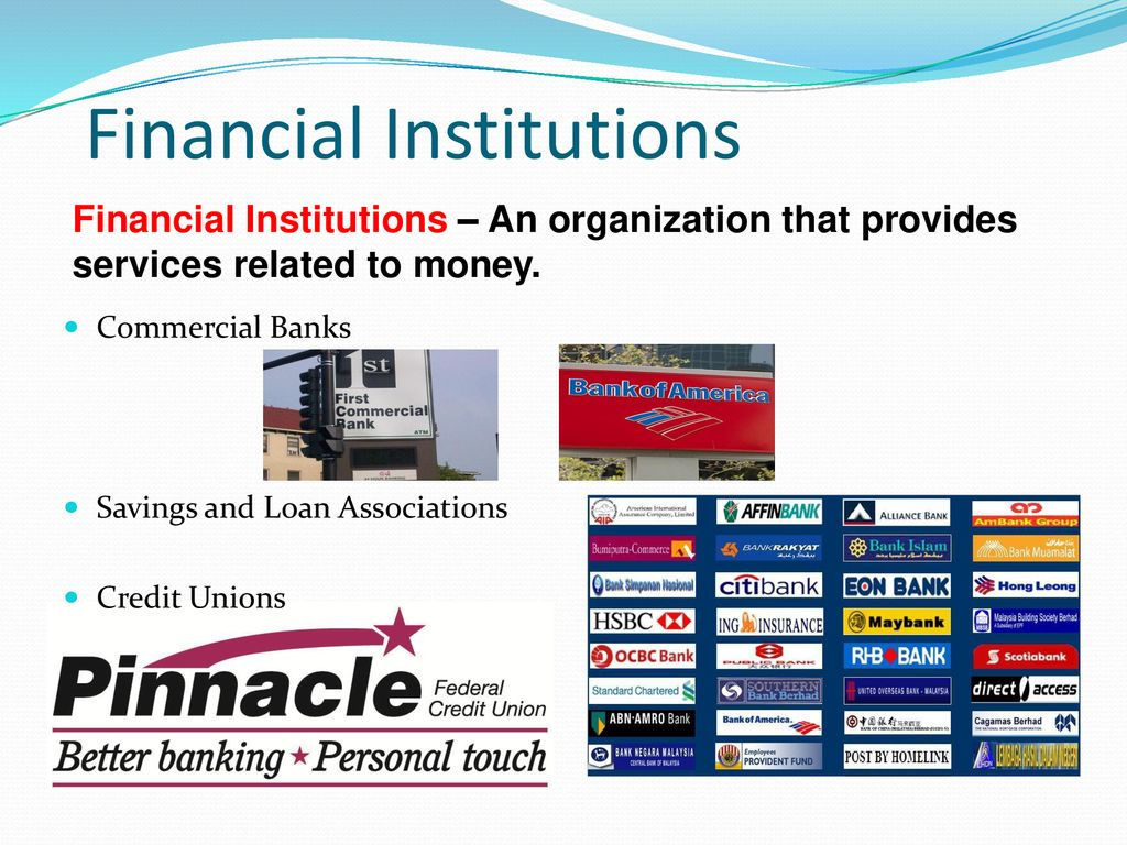 Financial Institutions Electronic Banking Checking Accounts - ppt