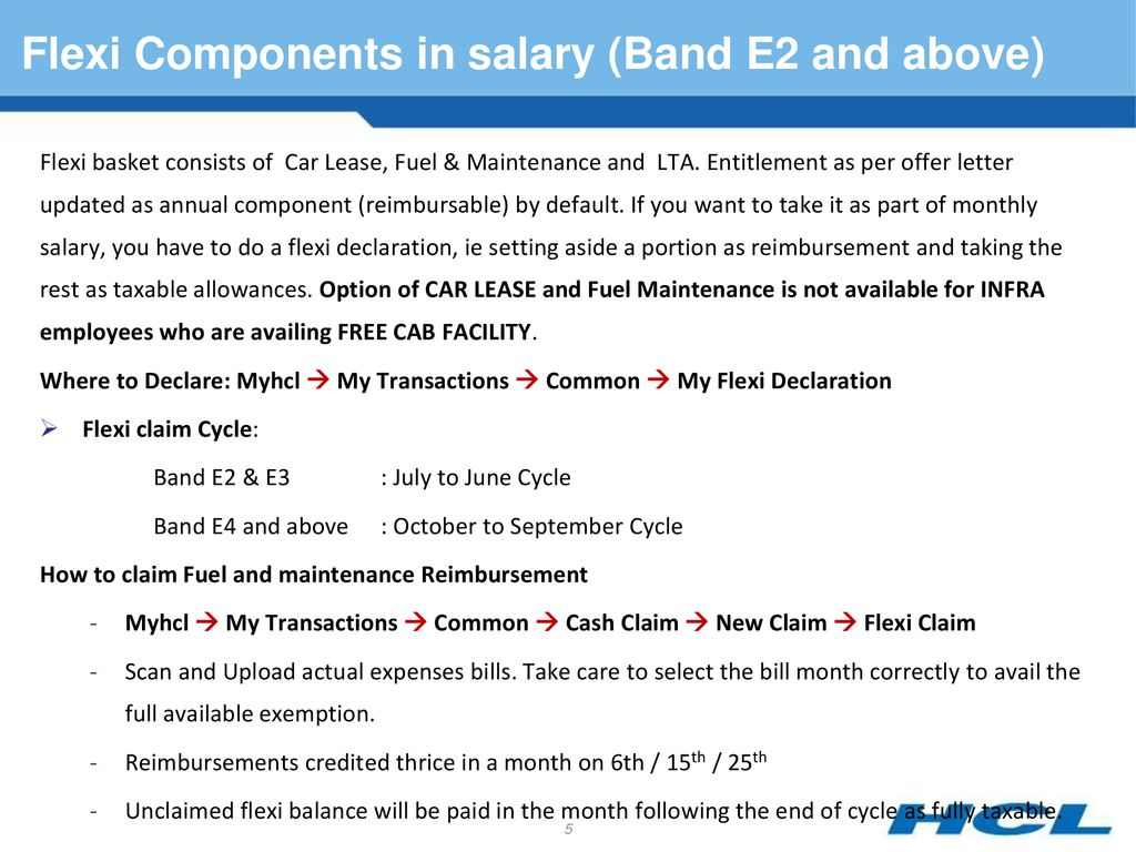 Financial Components at HCL - ppt download
