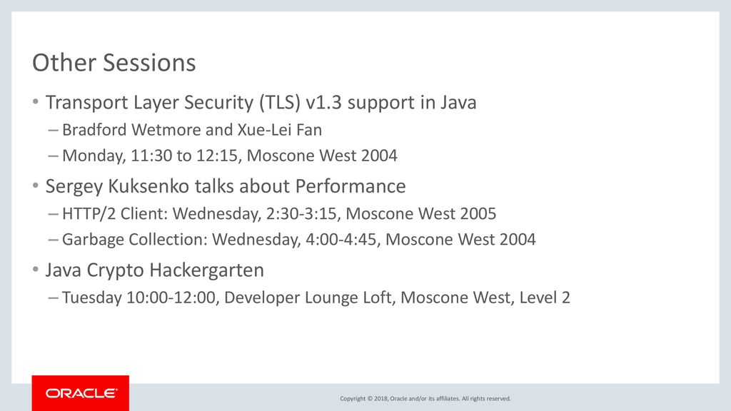 High-Speed Cryptography in Java - ppt download