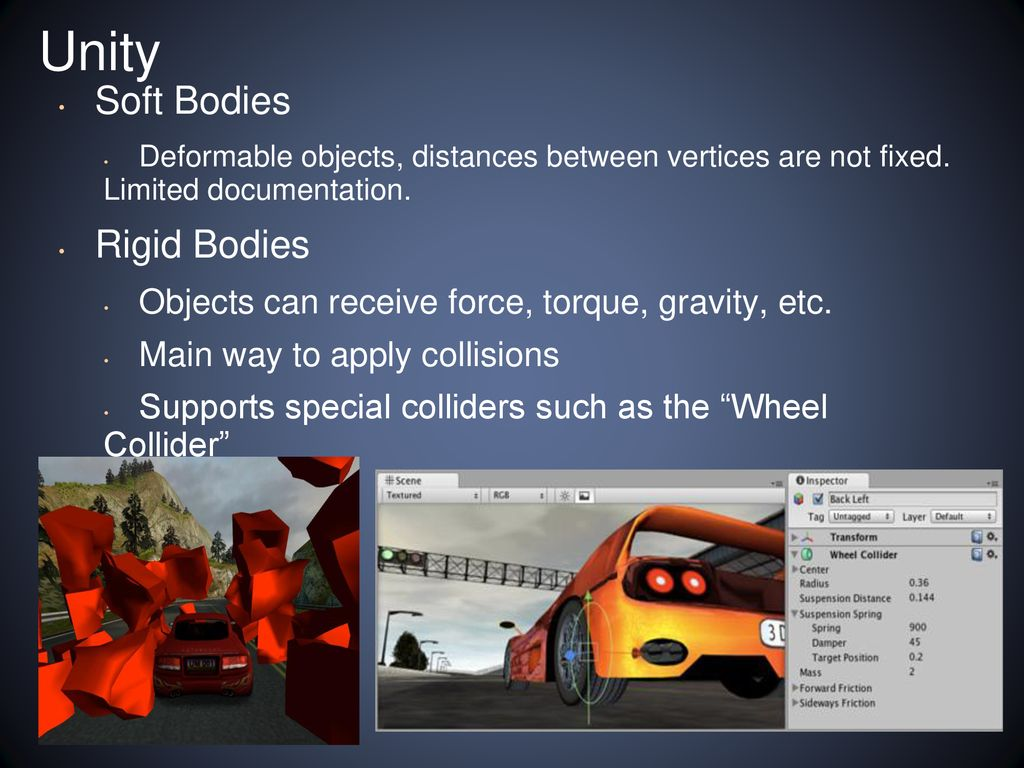 Physics in Games David: Overview of Physics in Games - ppt download
