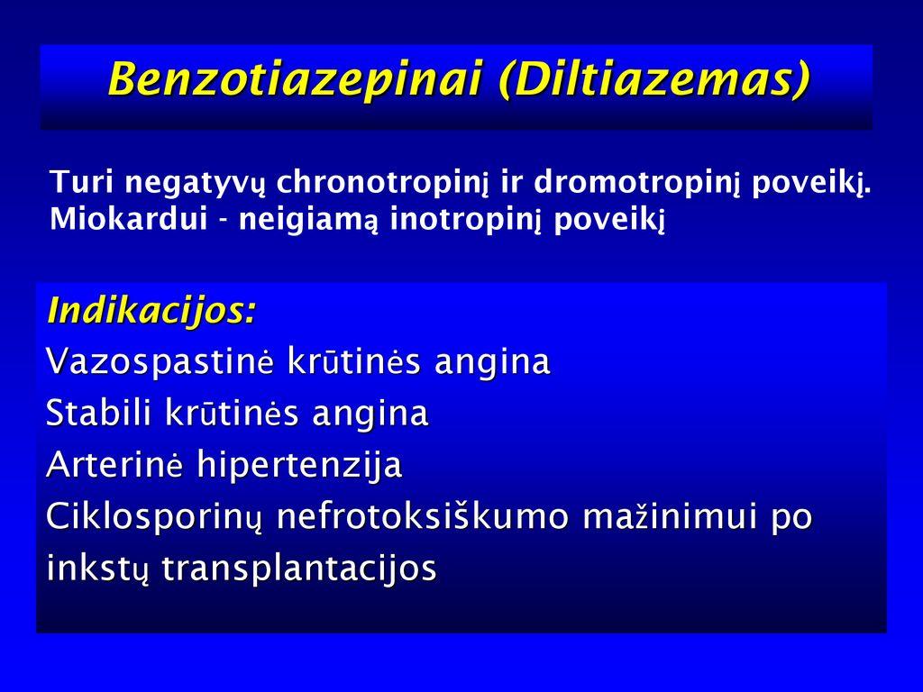 kas yra spastinė hipertenzija