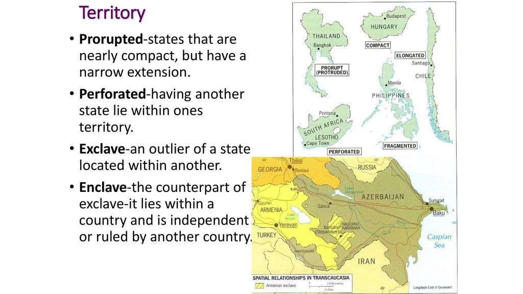 - Of Geographic States Download Ppt Characteristics