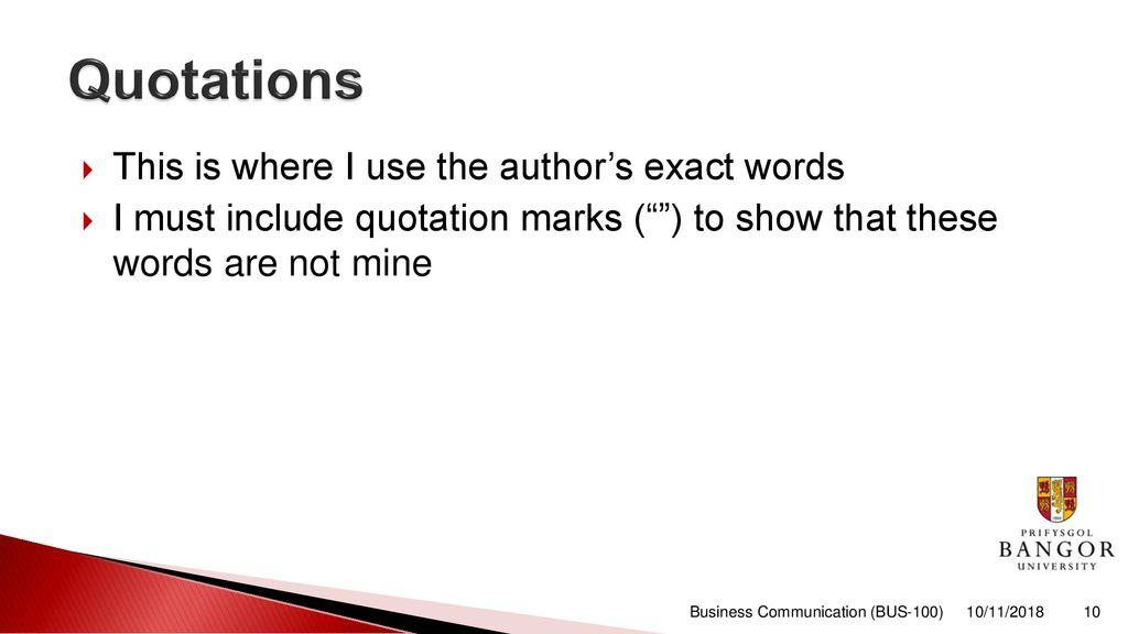 Business Communication - ppt download