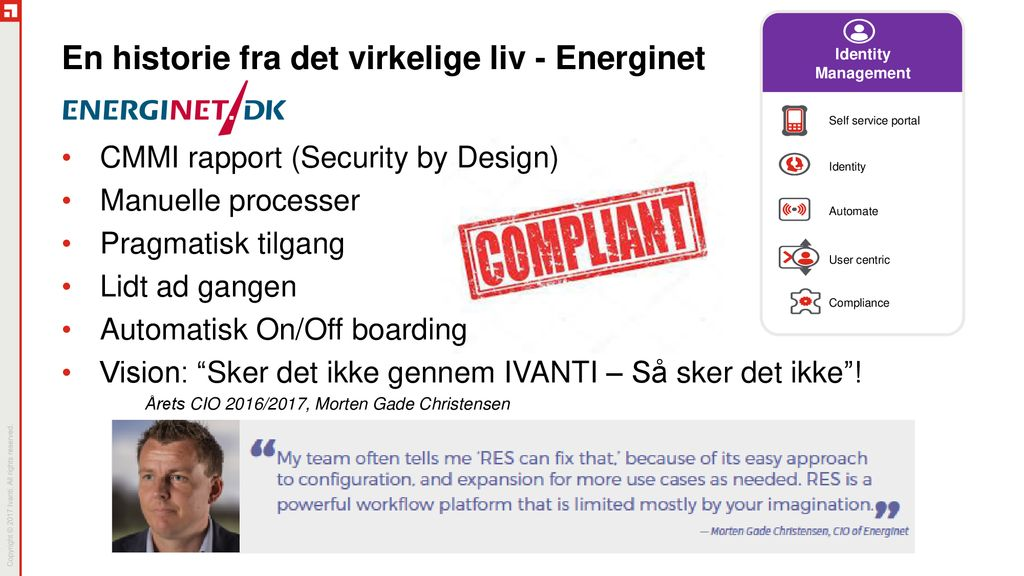 About Ivanti Updated September 7, ppt download
