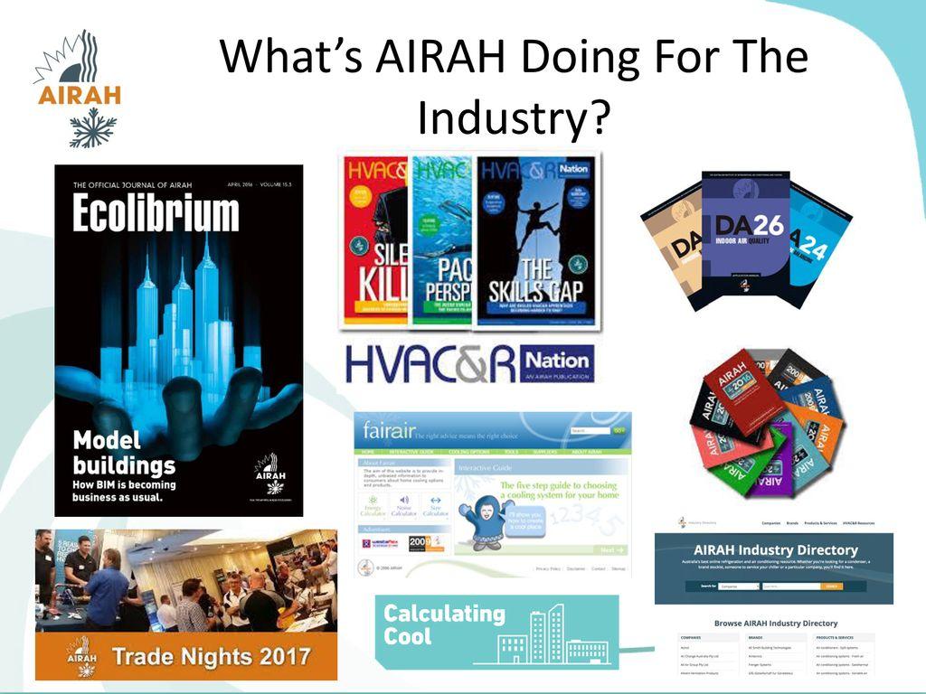 9 What's AIRAH ...