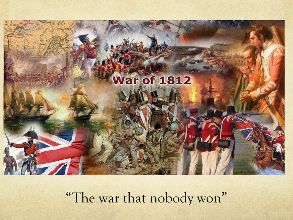 The war that nobody won