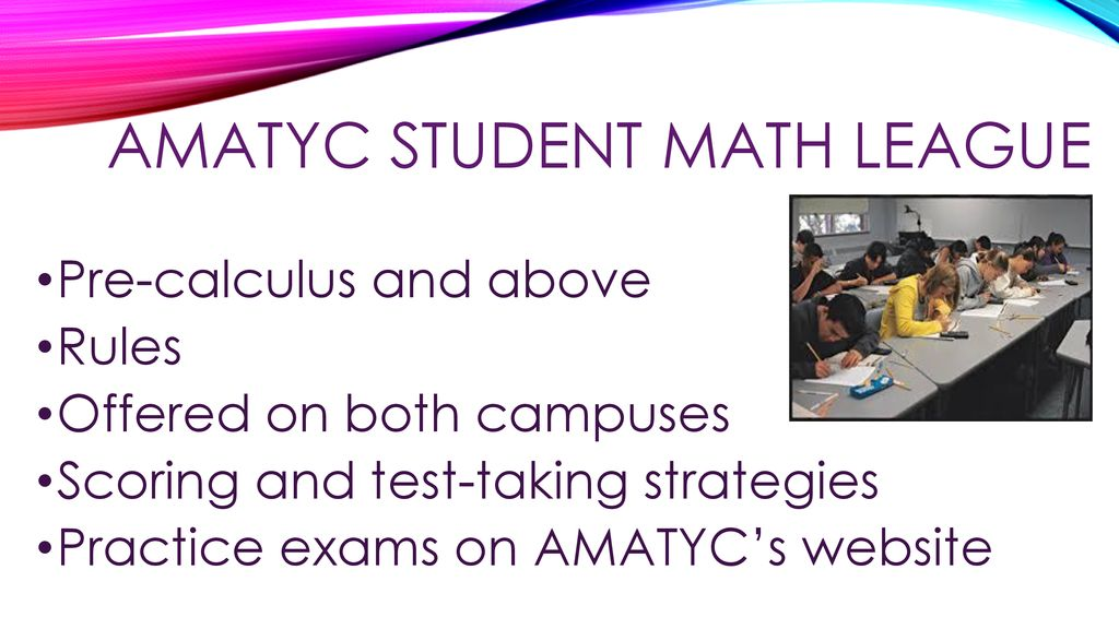 Challenging and exciting students through math competitions ppt.