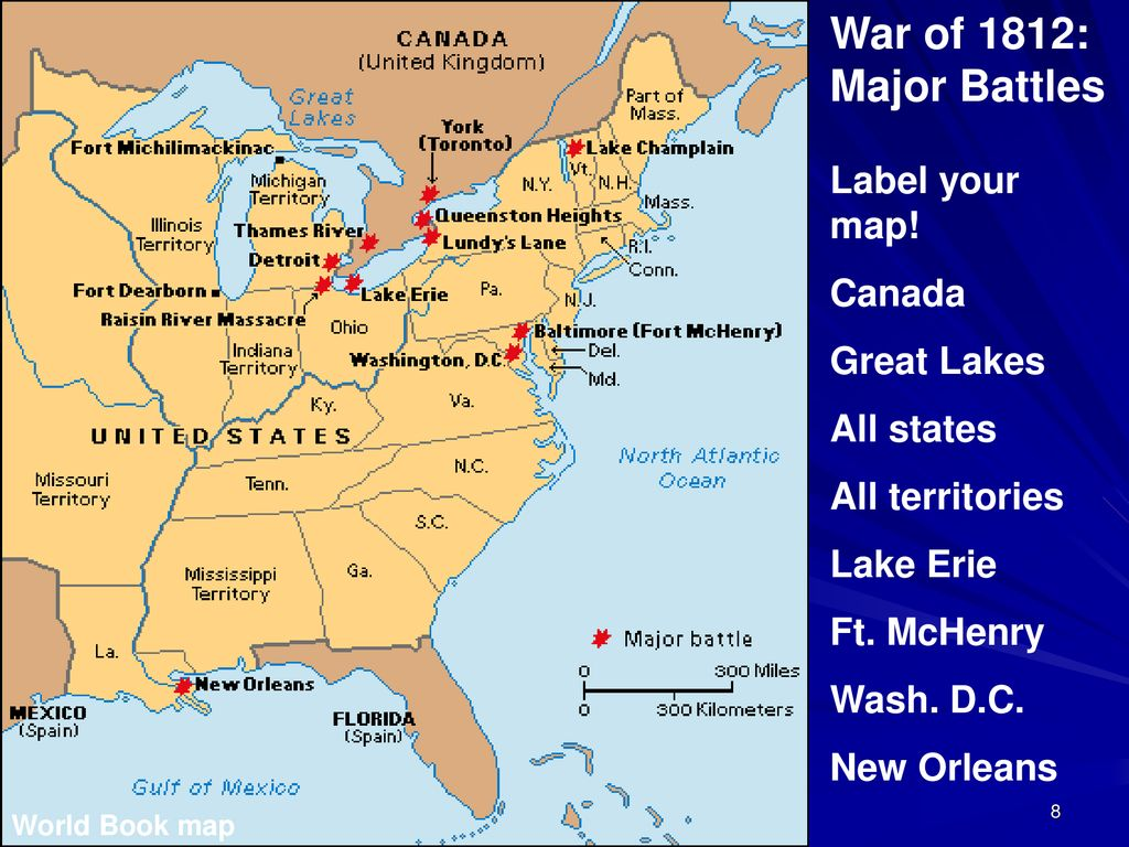 Image result for the Battle of Lake Erie. map