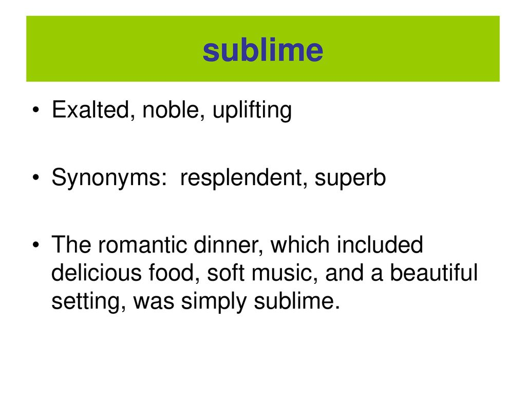 The Crucible Vocabulary  - ppt download