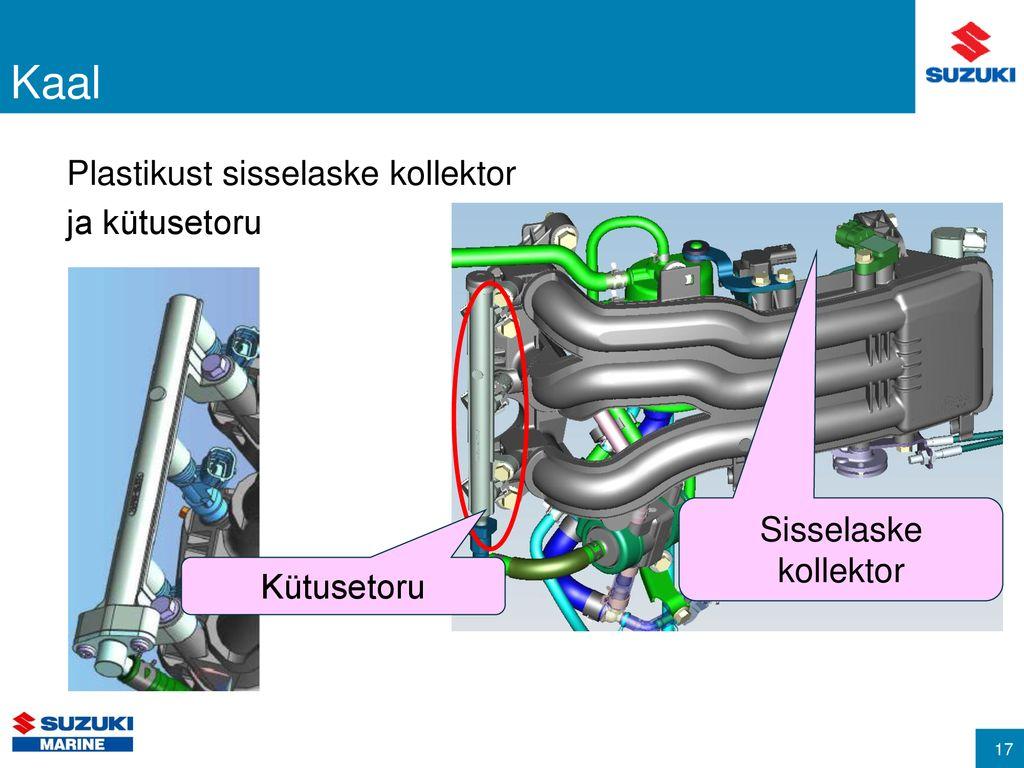 Suzuki päramootorid DF25A / DF30A - ppt download