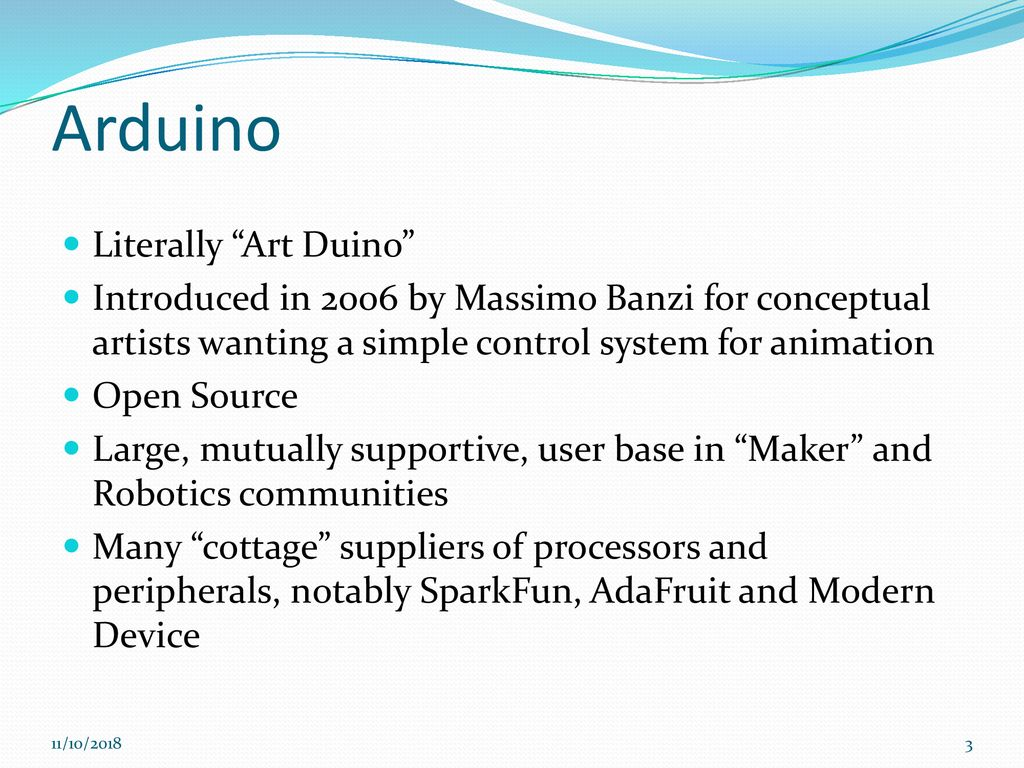 The Case For CMRI On Arduino - ppt download