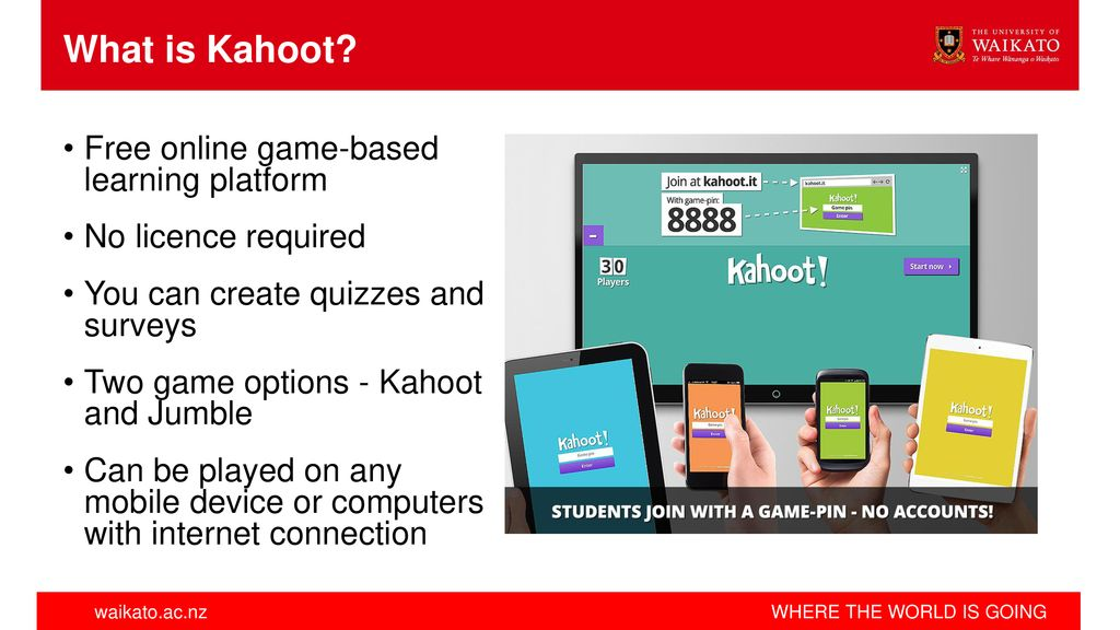 Kahoot: Bringing learning to life - ppt download